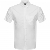 Les Deux Short Sleeved Ete Shirt White